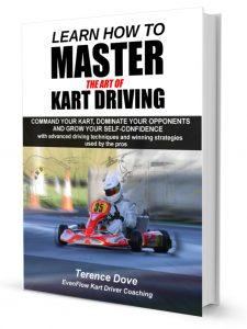 boek Learn how to Master the ART of Kart Driving